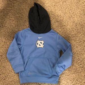 ❤️Nike UNC Carolina Tarheels Hooded Sweatshirt